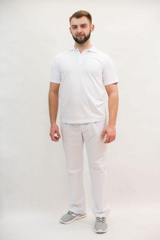 Odzież ochronna biała wzór 1