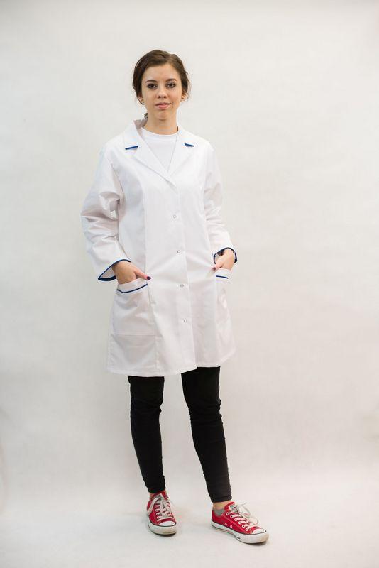 Odzież ochronna biała wzór 12