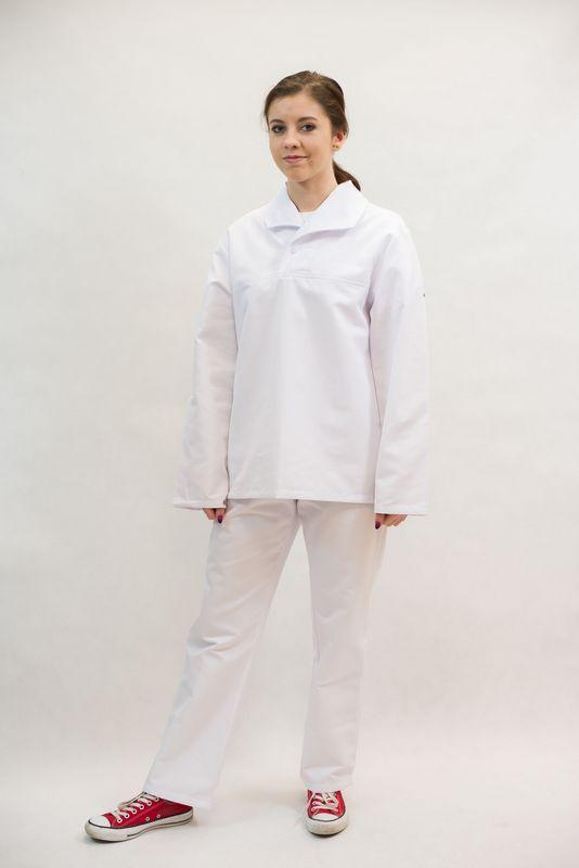 Odzież ochronna biała wzór 3