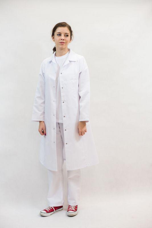 Odzież ochronna biała wzór 5