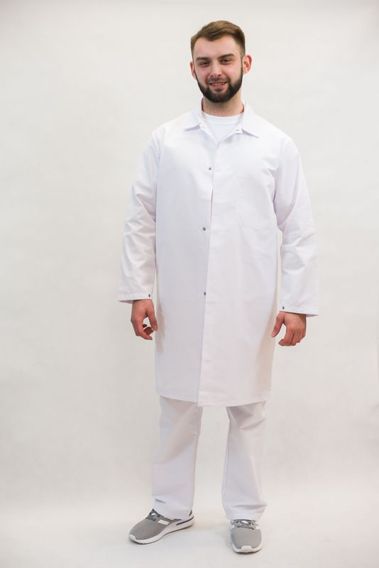 Odzież ochronna biała wzór 6