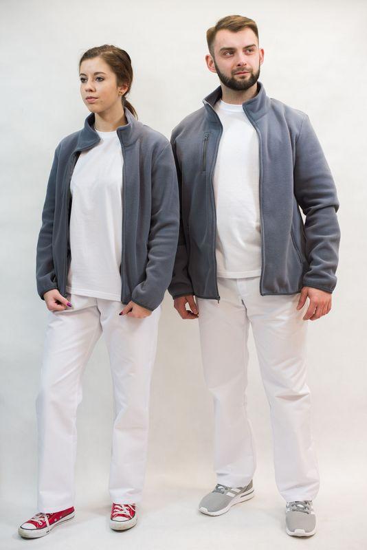 Odzież ochronna biała wzór 7