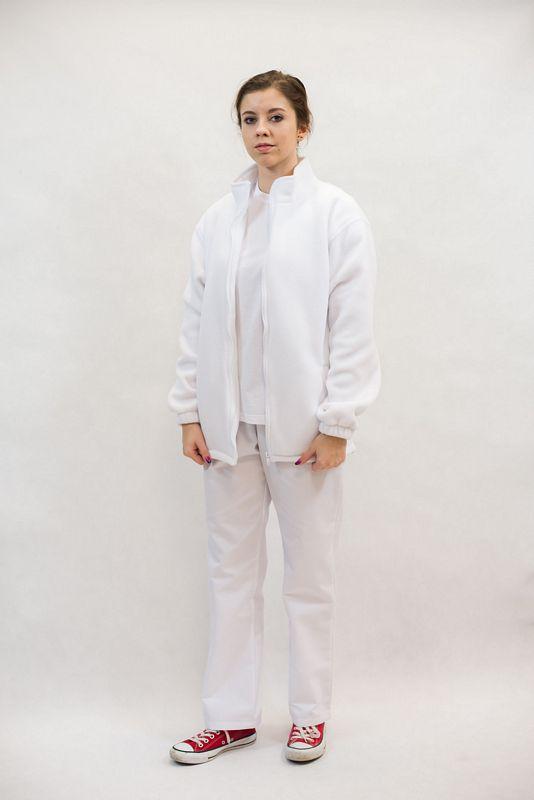 Odzież ochronna biała wzór 8
