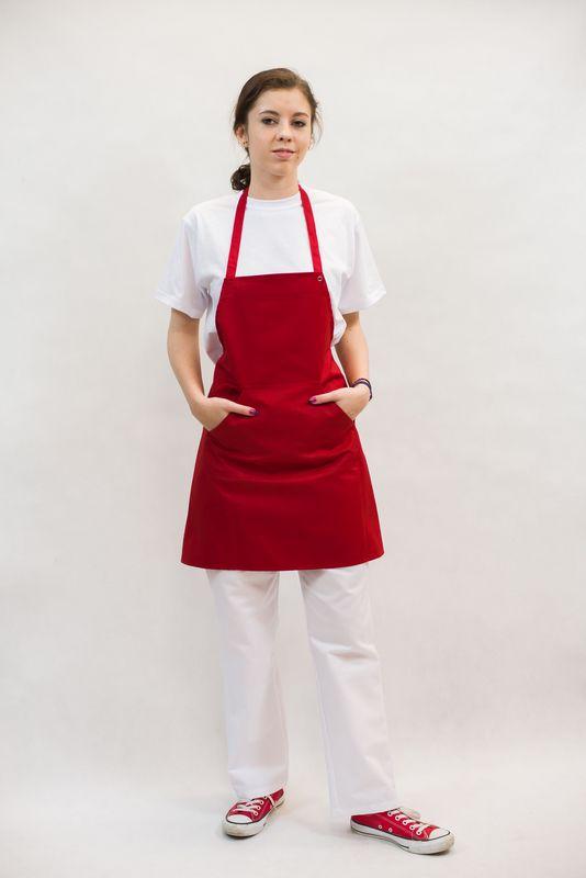 Odzież ochronna biała wzór 9